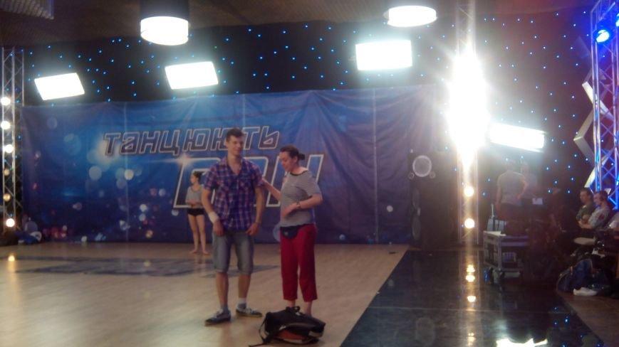 «Танцуют все»: по ту сторону телекамер, фото-4