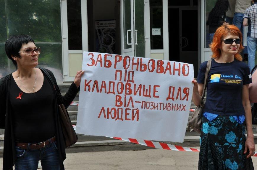 В Краматорске забронировали кладбище для ВИЧ-позитивных пациентов (ФОТО и ВИДЕО), фото-8