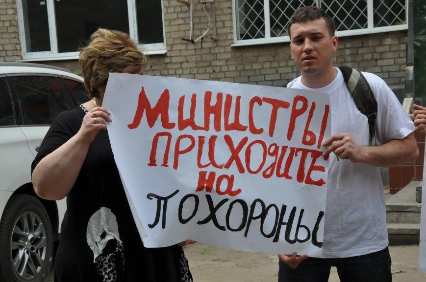 В Краматорске забронировали кладбище для ВИЧ-позитивных пациентов (ФОТО и ВИДЕО), фото-6
