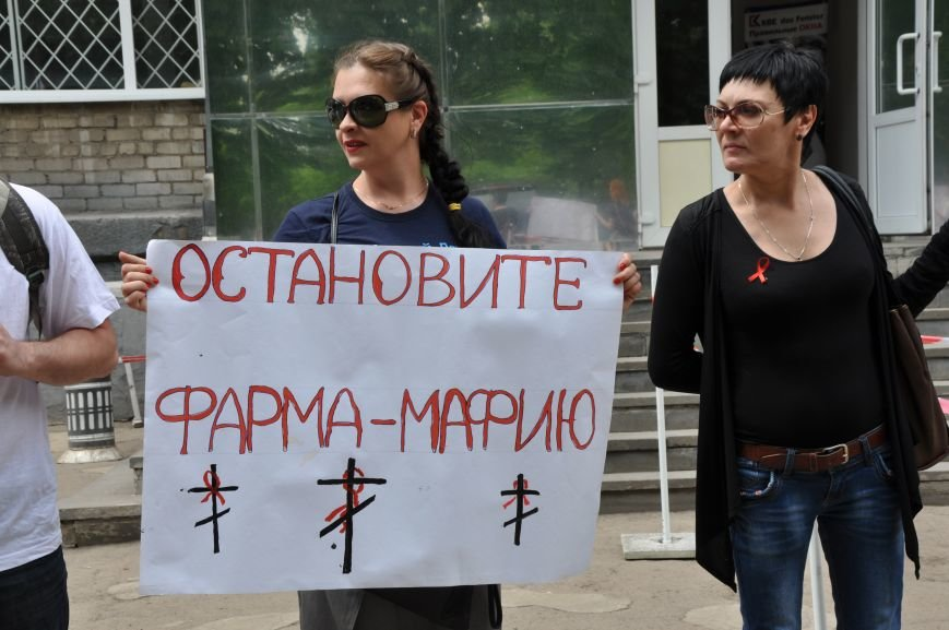 В Краматорске забронировали кладбище для ВИЧ-позитивных пациентов (ФОТО и ВИДЕО), фото-7