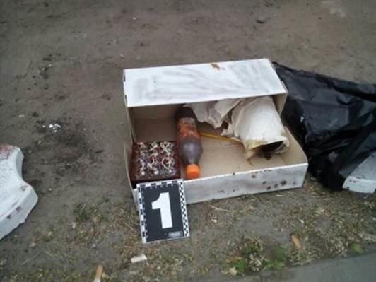 На Днепропетровщине сотрудники СБУ задержали террористов, когда они закладывали взрывчатку под мост (ФОТО) (фото) - фото 1