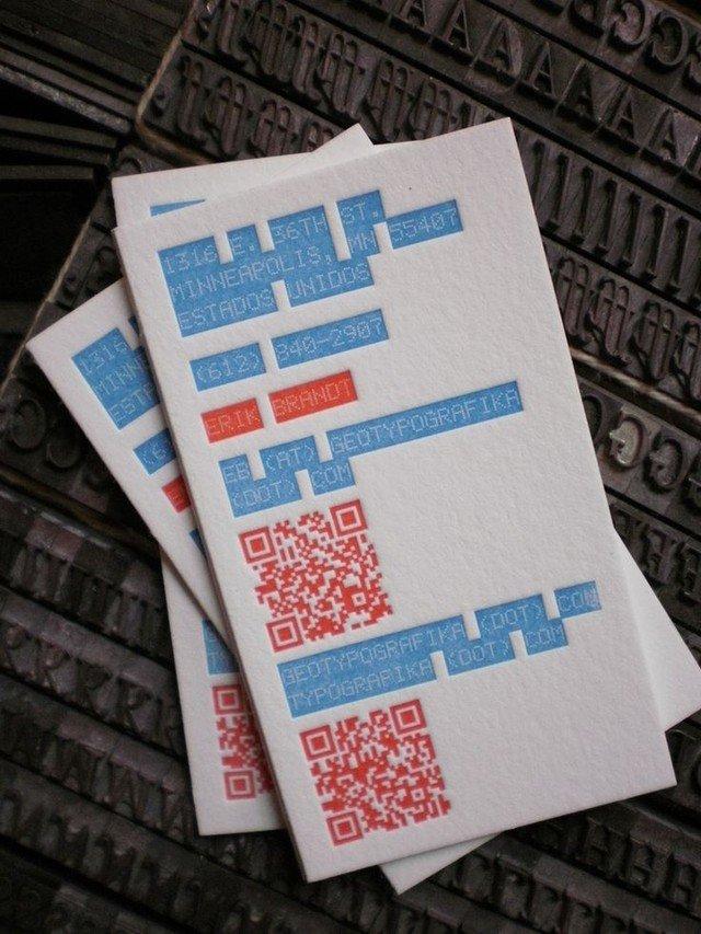 20 оригинальных визиток, которые сделали своих владельцев узнаваемыми (фото) - фото 15