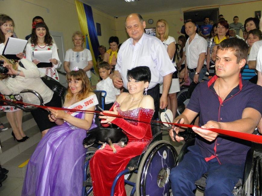 В Донбасском центре реабилитации инвалидов теперь работе лифт и есть горячая вода (фото) - фото 2