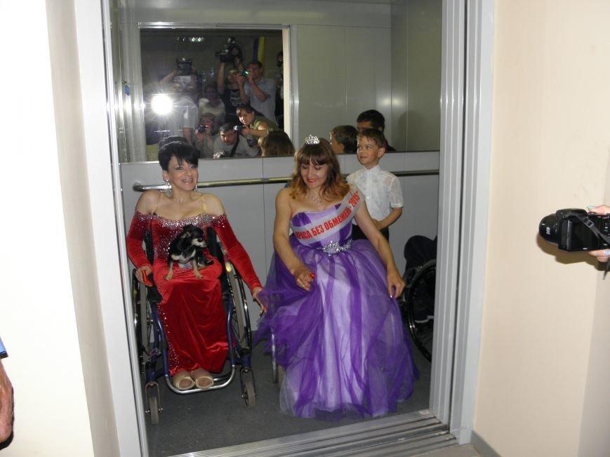В Донбасском центре реабилитации инвалидов теперь работе лифт и есть горячая вода (фото) - фото 3
