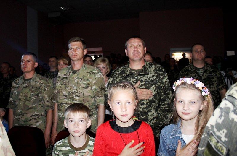 У Житомирі привітали особовий склад Північного регіонального управління та Житомирського прикордонного загону, фото-1