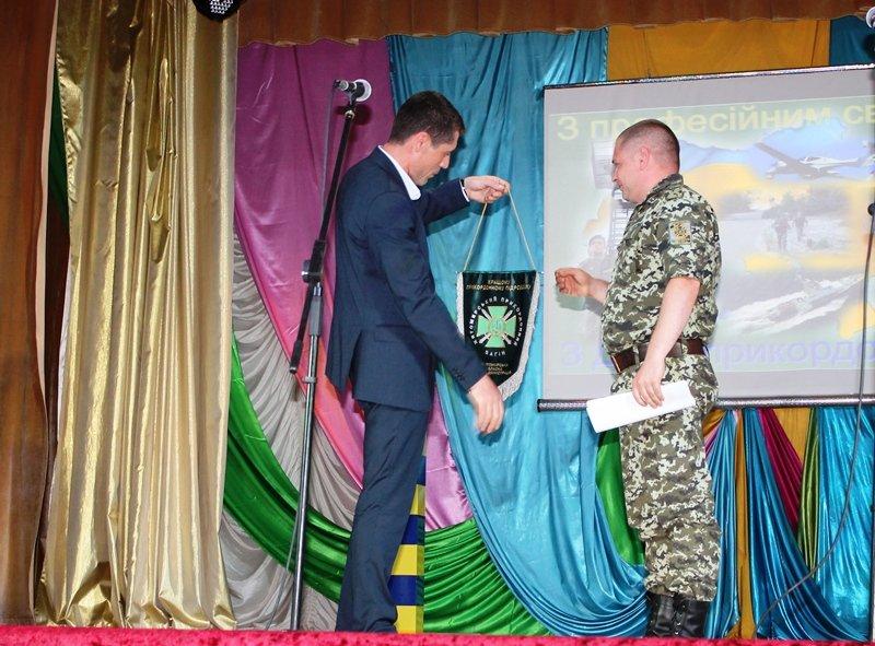У Житомирі привітали особовий склад Північного регіонального управління та Житомирського прикордонного загону, фото-4