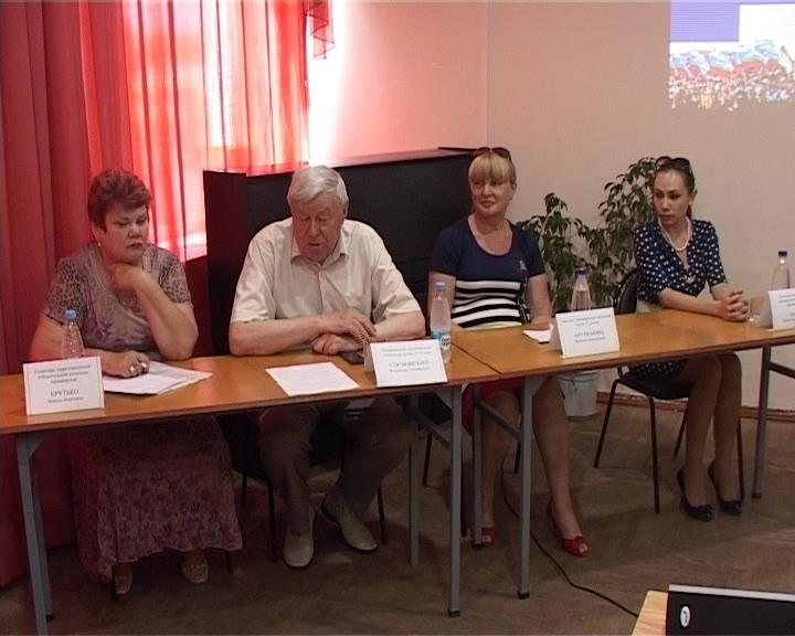 В рамках проекта «Молодежь и выборы» прошла встреча  в Центральной библиотеке им . Н.К.  Крупской (фото) - фото 1