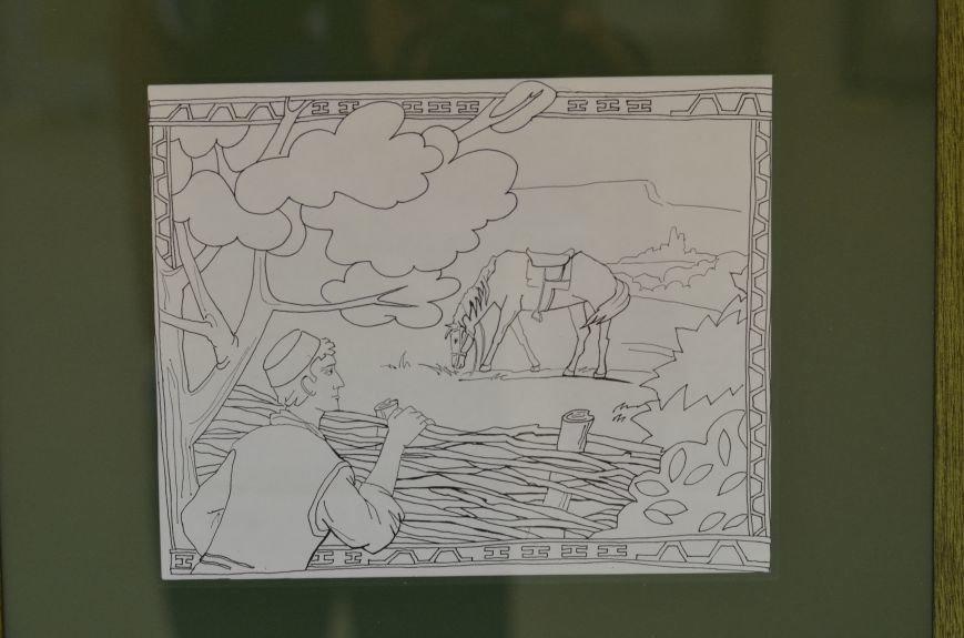 В Симферополе показали работы художников, которые «пишут» книги (ФОТО), фото-7