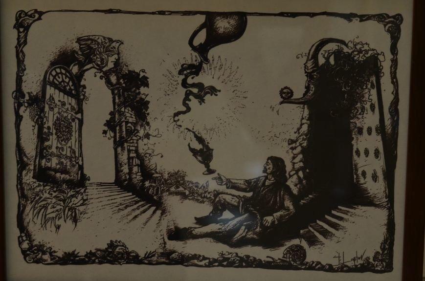 В Симферополе показали работы художников, которые «пишут» книги (ФОТО), фото-11