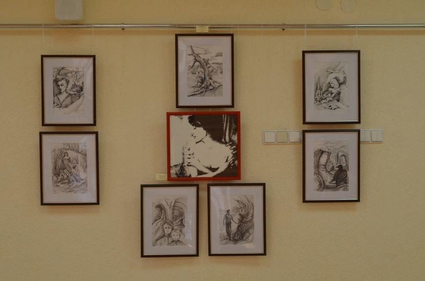 В Симферополе показали работы художников, которые «пишут» книги (ФОТО), фото-8