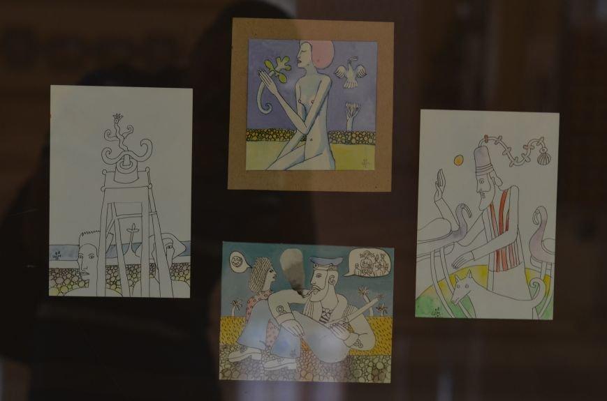 В Симферополе показали работы художников, которые «пишут» книги (ФОТО), фото-6