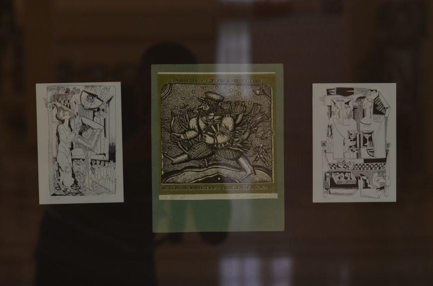 В Симферополе показали работы художников, которые «пишут» книги (ФОТО), фото-5