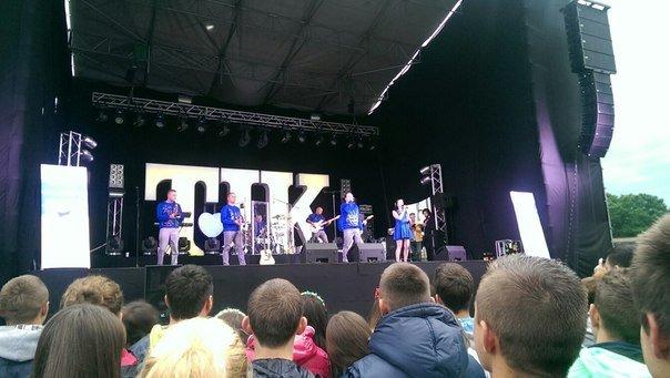 """На концерті гурту """"Тік"""" франківці присвятили пісню Путіну (ФОТО) (фото) - фото 2"""