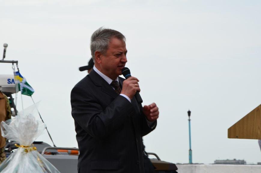В Мариуполе мэр и нардепы поздравили «Морских котиков» (ФОТО), фото-16