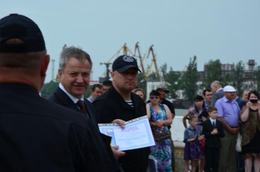 В Мариуполе мэр и нардепы поздравили «Морских котиков» (ФОТО), фото-12