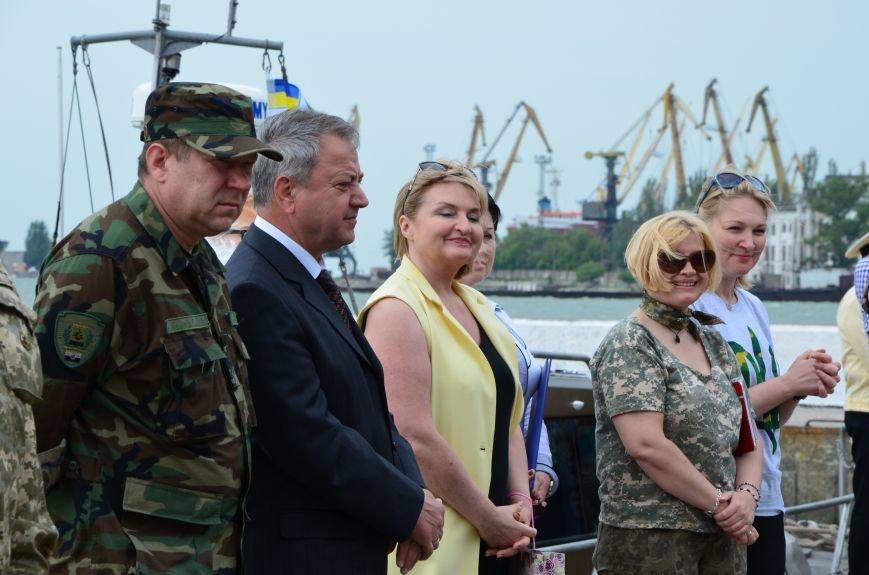 В Мариуполе мэр и нардепы поздравили «Морских котиков» (ФОТО), фото-11