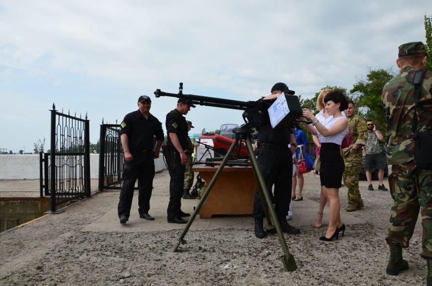 В Мариуполе мэр и нардепы поздравили «Морских котиков» (ФОТО), фото-20