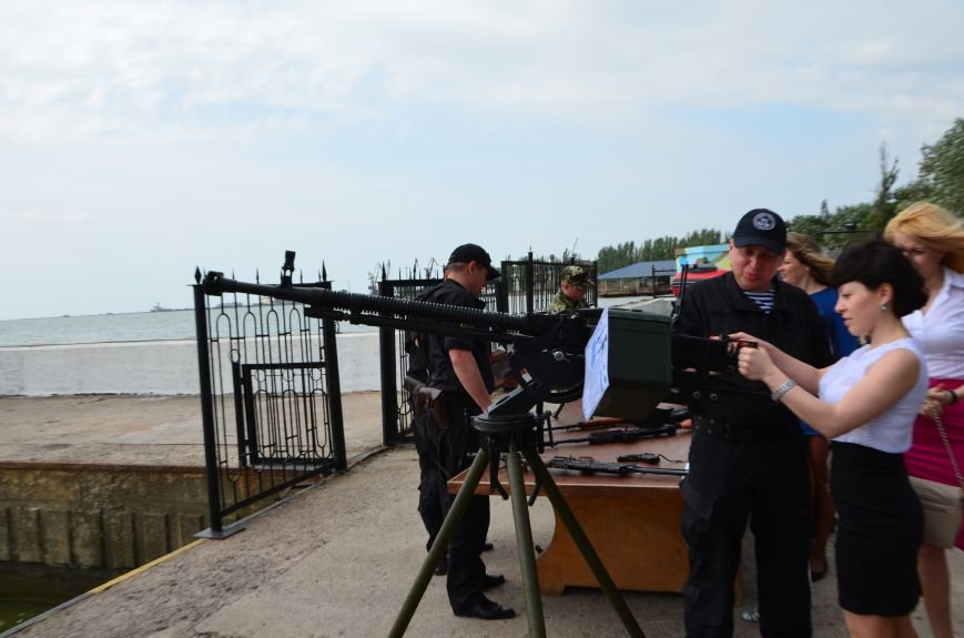 В Мариуполе мэр и нардепы поздравили «Морских котиков» (ФОТО), фото-19