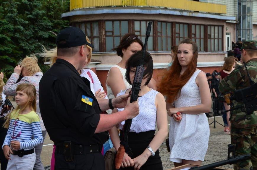 В Мариуполе мэр и нардепы поздравили «Морских котиков» (ФОТО), фото-22