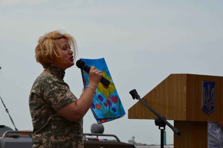 В Мариуполе мэр и нардепы поздравили «Морских котиков» (ФОТО), фото-14