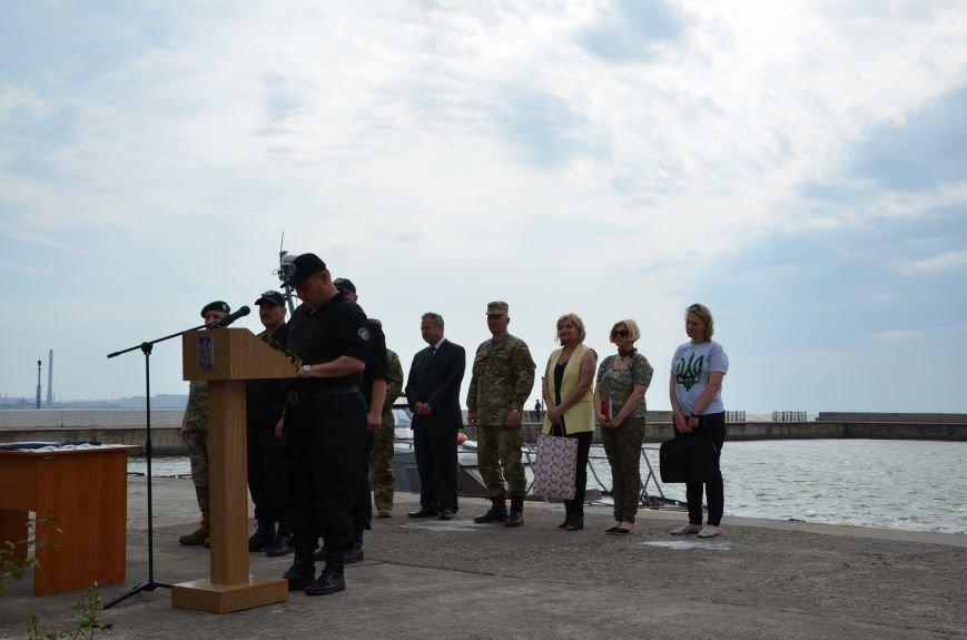В Мариуполе мэр и нардепы поздравили «Морских котиков» (ФОТО), фото-1