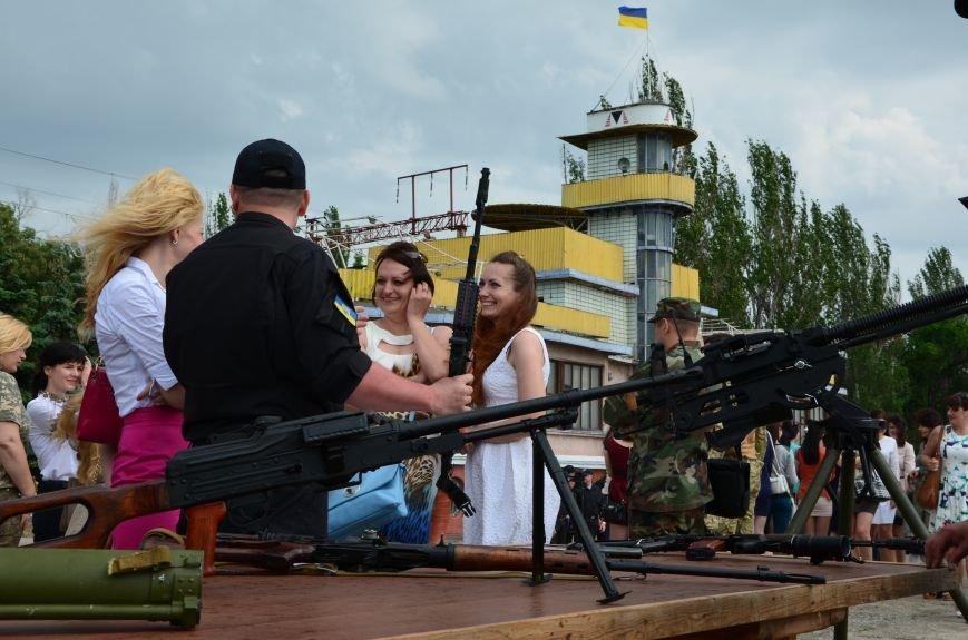 В Мариуполе мэр и нардепы поздравили «Морских котиков» (ФОТО), фото-23