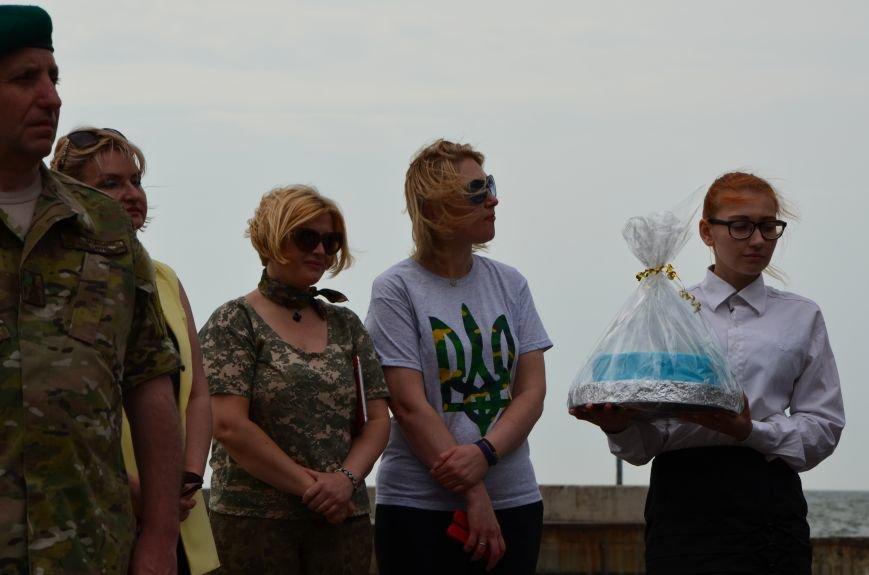 В Мариуполе мэр и нардепы поздравили «Морских котиков» (ФОТО), фото-15