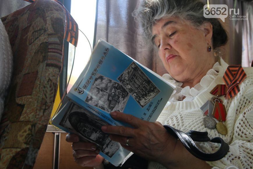 По Симферополю ездят маршрутки с книгами о Великой Отечественной войне (ФОТО) (фото) - фото 6