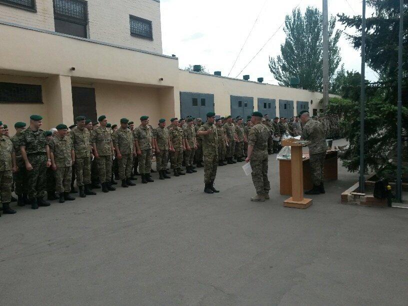Мариупольских пограничников поздравляли с профессиональным праздником (ФОТО) (фото) - фото 1