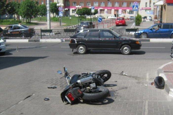 В Белгородской области в автоаварии погиб велосипедист (фото) - фото 2