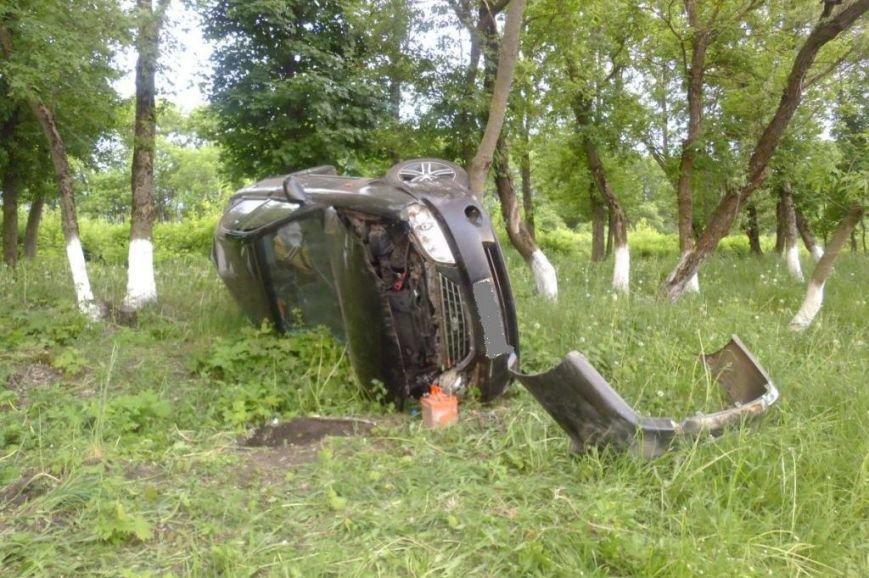 В Белгородской области в автоаварии погиб велосипедист (фото) - фото 3