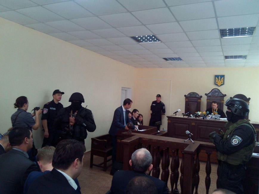 В Полтаве снова судят Кернеса (обновляется), фото-1