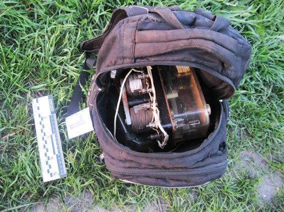 На станції Рясне-2 затримали львів'янина, який крав деталі із залізниці (ФОТО) (фото) - фото 2