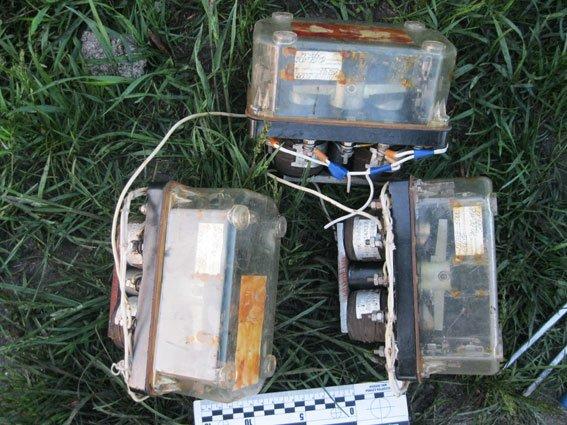 На станції Рясне-2 затримали львів'янина, який крав деталі із залізниці (ФОТО) (фото) - фото 1