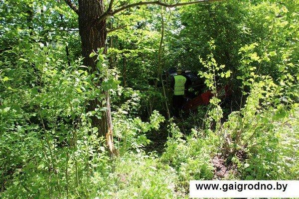 Возле Коробчиц дачник обнаружил в кювете автомобиль с бездыханным телом и работавшим двигателем (фото) - фото 4