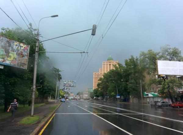 В Донецке дождь парализовал движение общественного транспорта (ФОТО) (фото) - фото 2