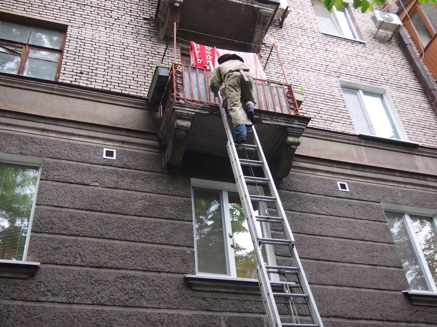 В Днепродзержинске из-за матраса чуть не сгорела квартира (фото) - фото 2