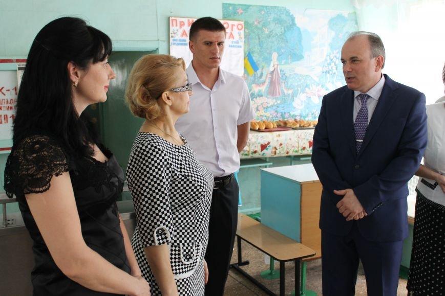 Юрий Тернавский: «Мы создаем условия для эффективного обучения школьников», фото-1