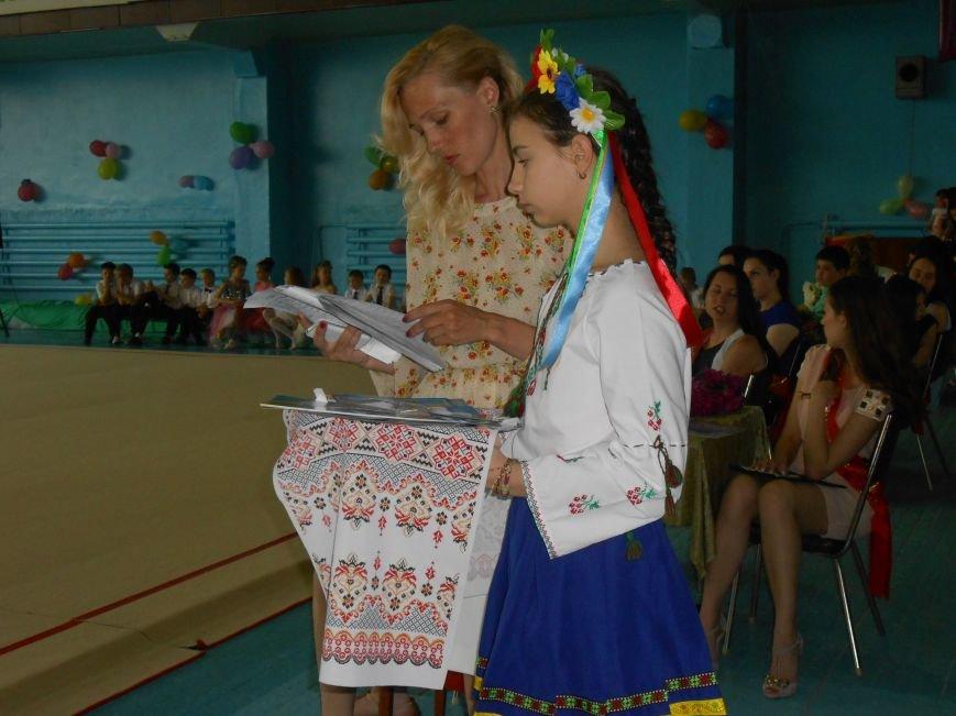В Днепродзержинске состоялся выпускной спортсменов ДЮСШ (фото) - фото 7