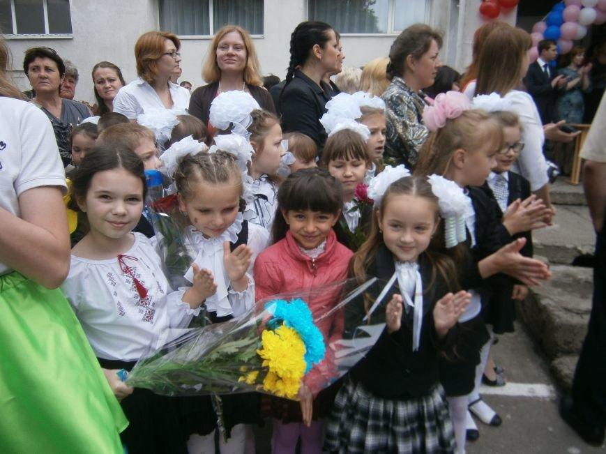 Для школьников Красноармейска и Димитрова прозвенел последний звонок (ОБНОВЛЯЕТСЯ) (фото) - фото 38
