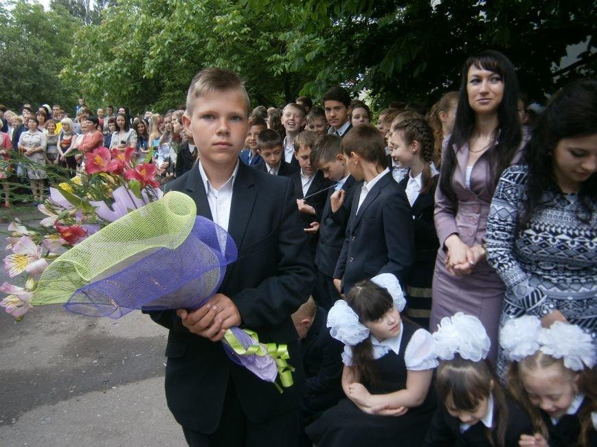 Для школьников Красноармейска и Димитрова прозвенел последний звонок (ОБНОВЛЯЕТСЯ) (фото) - фото 42