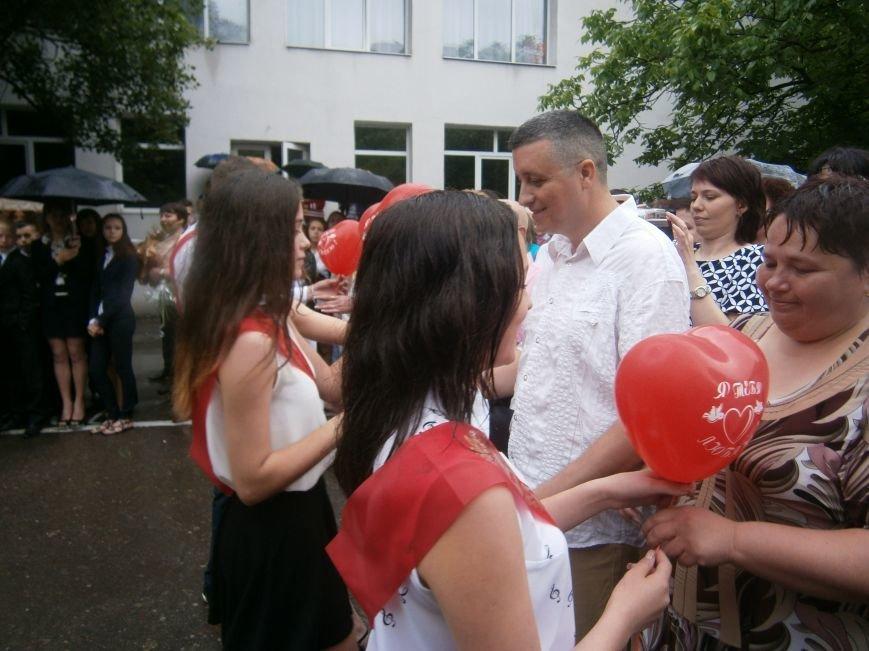 Для школьников Красноармейска и Димитрова прозвенел последний звонок (ОБНОВЛЯЕТСЯ) (фото) - фото 46