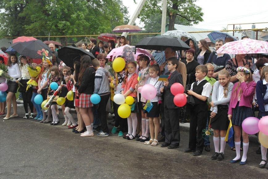 Для школьников Красноармейска и Димитрова прозвенел последний звонок (фото) - фото 6