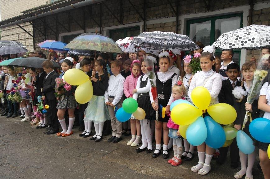 Для школьников Красноармейска и Димитрова прозвенел последний звонок (фото) - фото 5