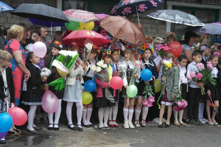 Для школьников Красноармейска и Димитрова прозвенел последний звонок (фото) - фото 13