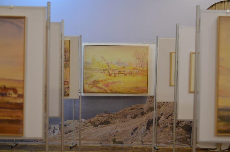 Крым глазами немецкого художника: В Симферополе открылась необычная выставка (ФОТО), фото-12