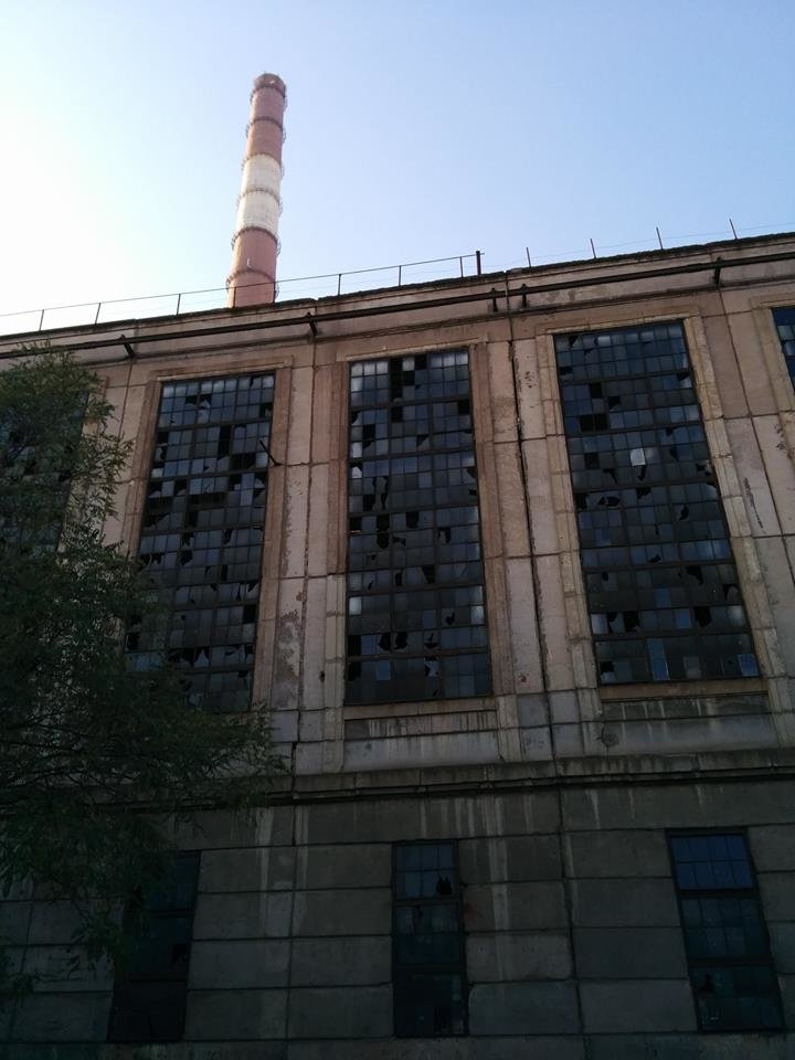 Луганская ТЭС под обстрелами боевиков вырабатывает 200 МВт (ФОТО), фото-2