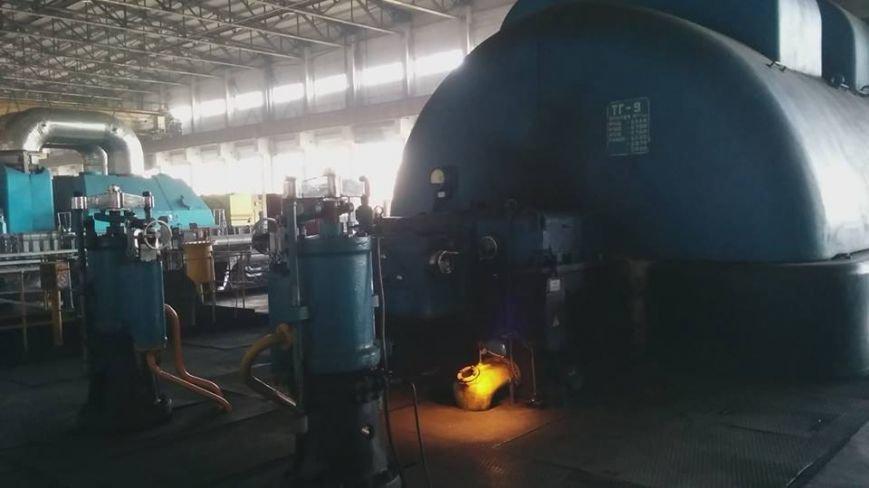 Луганская ТЭС под обстрелами боевиков вырабатывает 200 МВт (ФОТО), фото-1