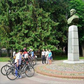 У Полтаві відкрили велопарковку, фото-2