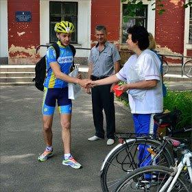 У Полтаві відкрили велопарковку, фото-1